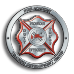 large Fire Training Academy logo