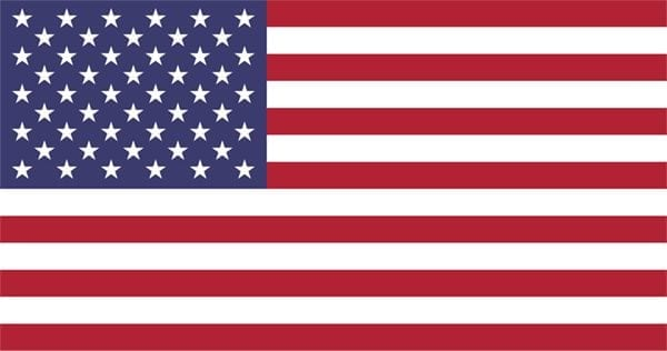 USA Flag for fire academy training online