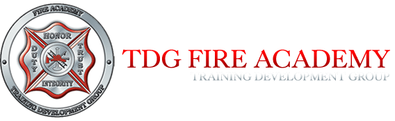 Training Development Group Fire Academy Logo