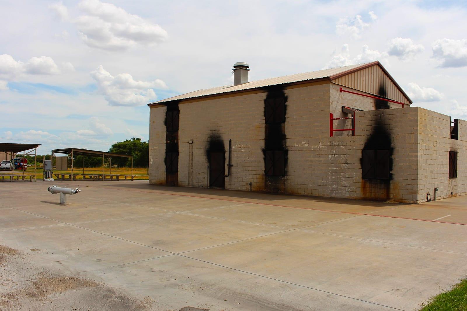 Texas Fire Academy building