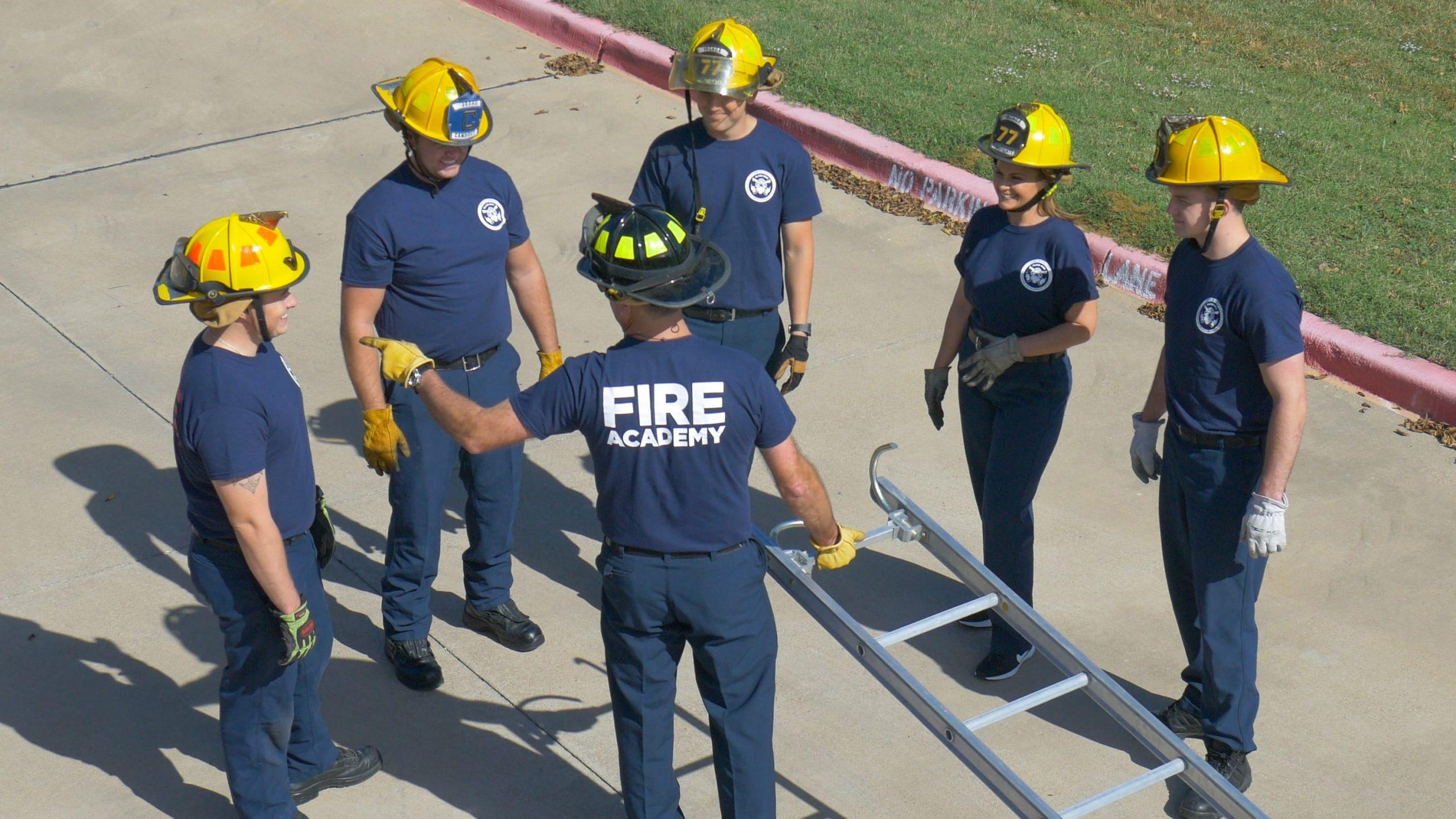 Fire Training Ladder