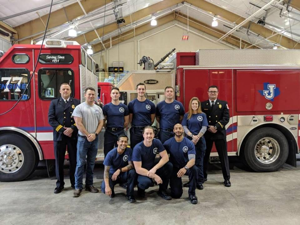 Online Fire Academy Training group